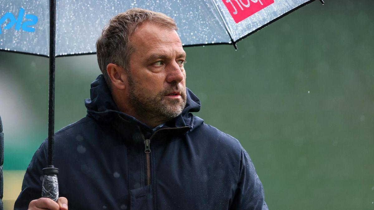 Hansi Flick ist seit November 2019 Trainer des FC Bayern München
