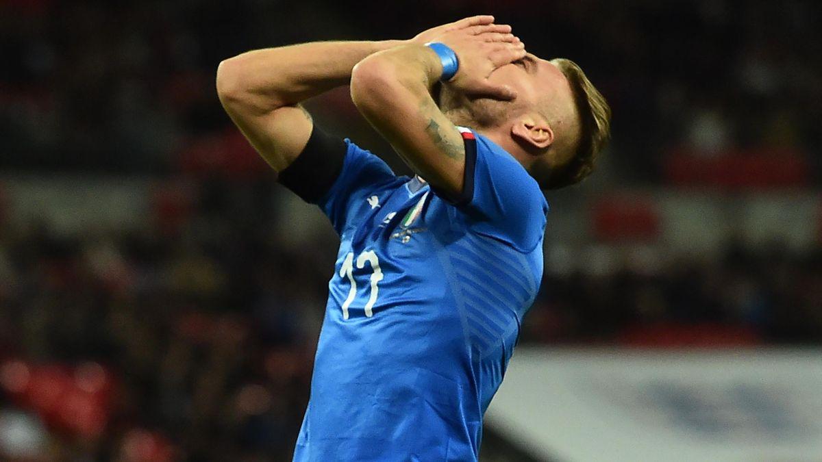 Ciro Immobile - England-Italy 2018