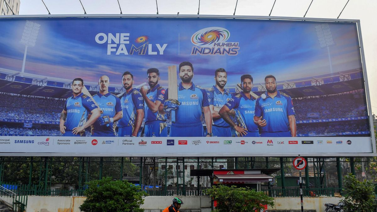 The Indian Premier League has been suspended