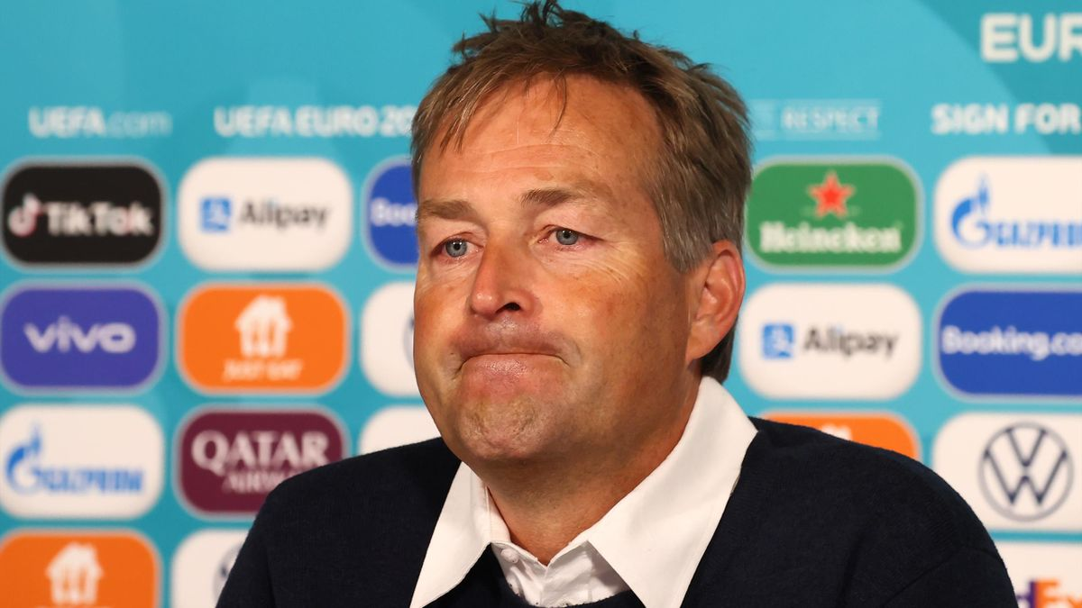 Coach Kasper Hjulmand