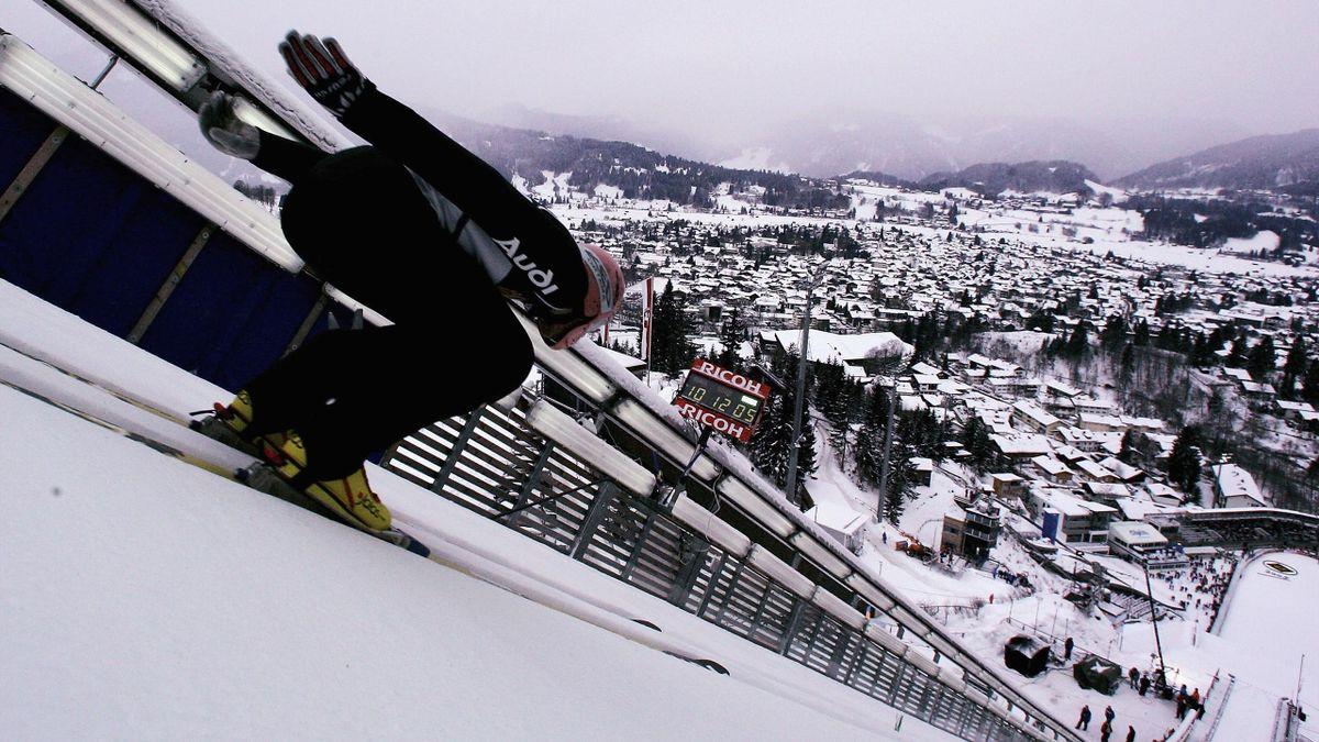 Die Nordische Ski-WM 2021 in Oberstdorf findet ohne Zuschauer vor Ort statt