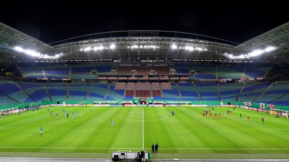 Das Champions-League-Hinspiel zwischen RB Leipzig und dem FC Liverpool wird nicht in der Red-Bull-Arena stattfinden