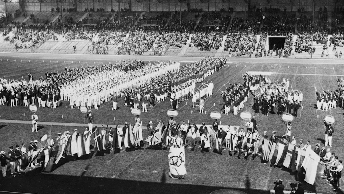 Olimpia Párizs 1924
