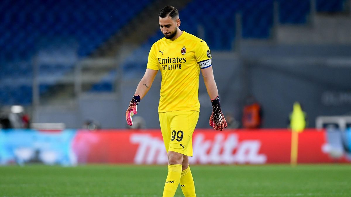 Gianluigi Donnarumma, Milan 2020-2021 (Getty Images)