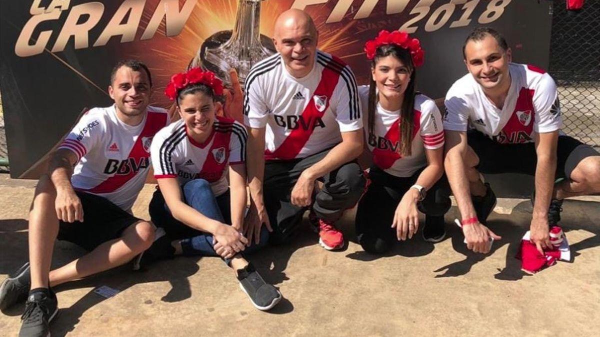 La desgarradora carta abierta de un hincha de River Plate lamentando lo sucedido en la Libertadores