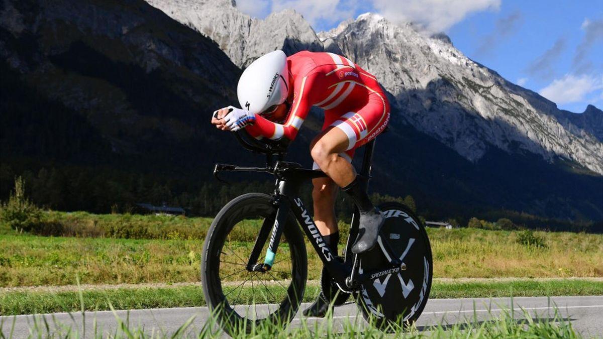 Bjerg wereldkampioen innsbruck