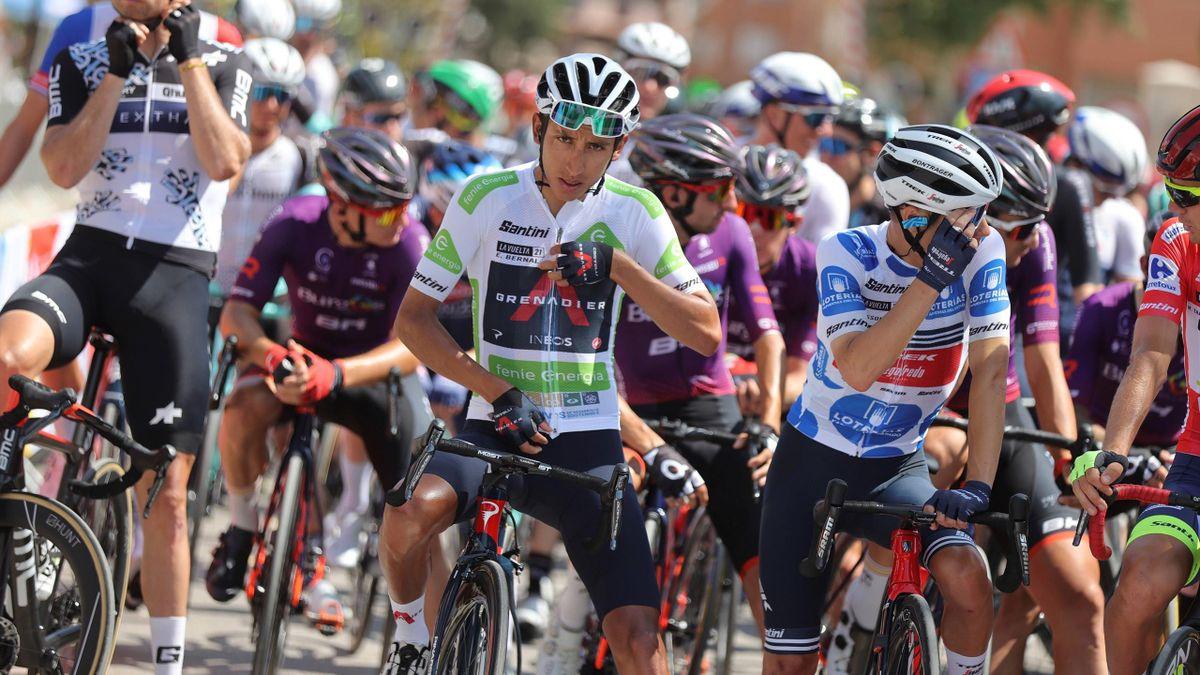 Egan Bernal (INEOS Grenadiers) - Vuelta 2021
