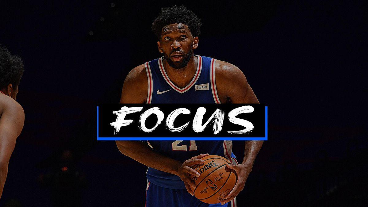Joel Embiid, Philadelphia 76ers, NBA 2020-21