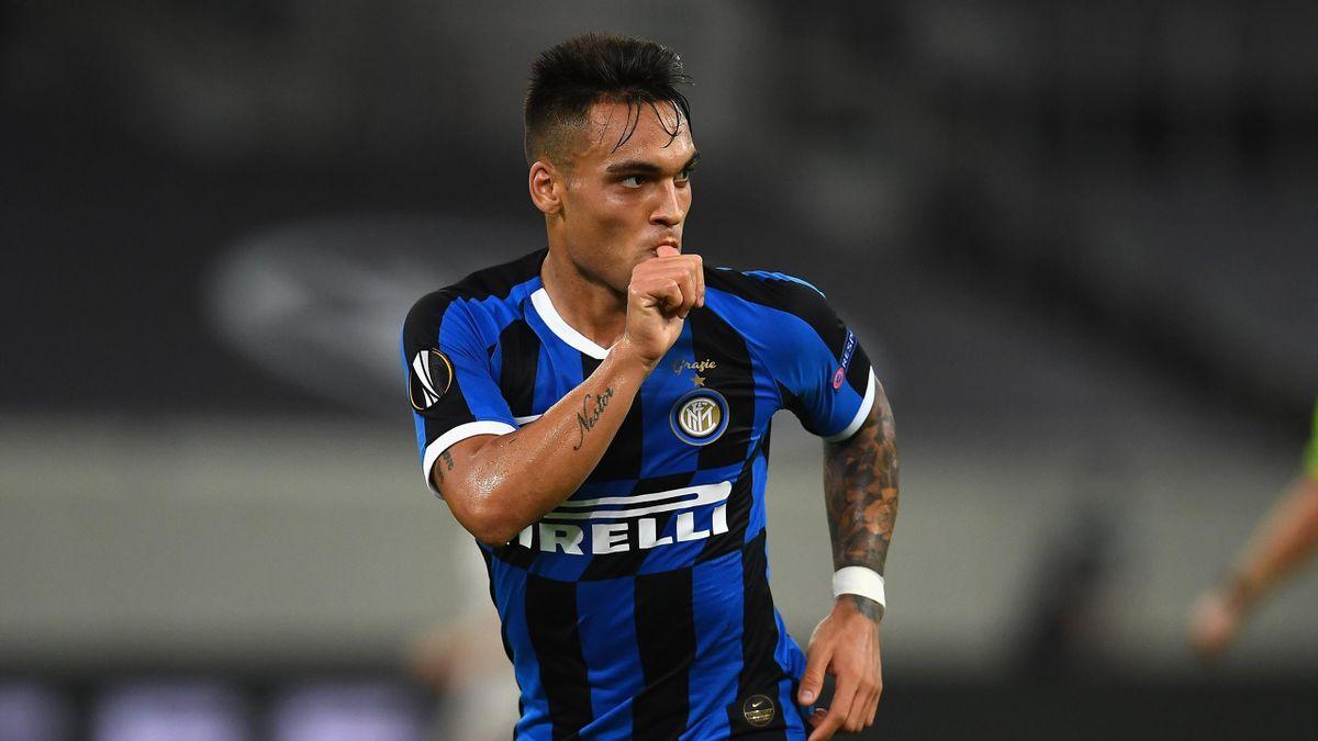 Lautaro Martínez, starul lui Inter