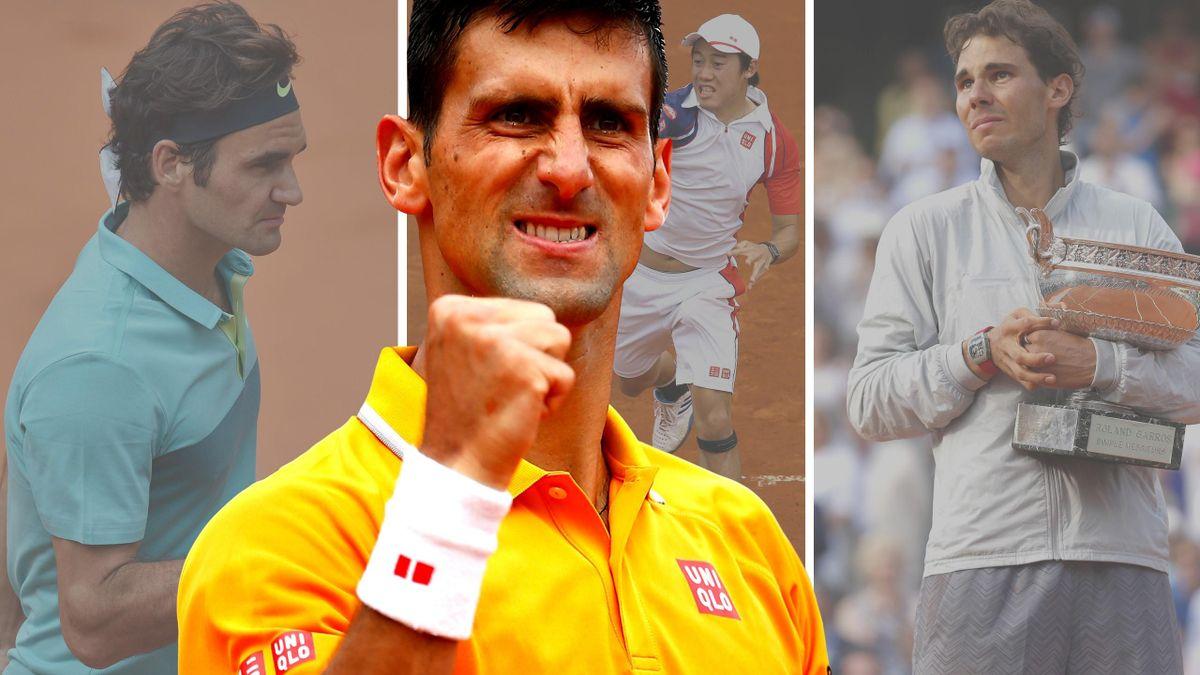 Djokovic ist heiß auf seinen ersten Titel in Roland Garros
