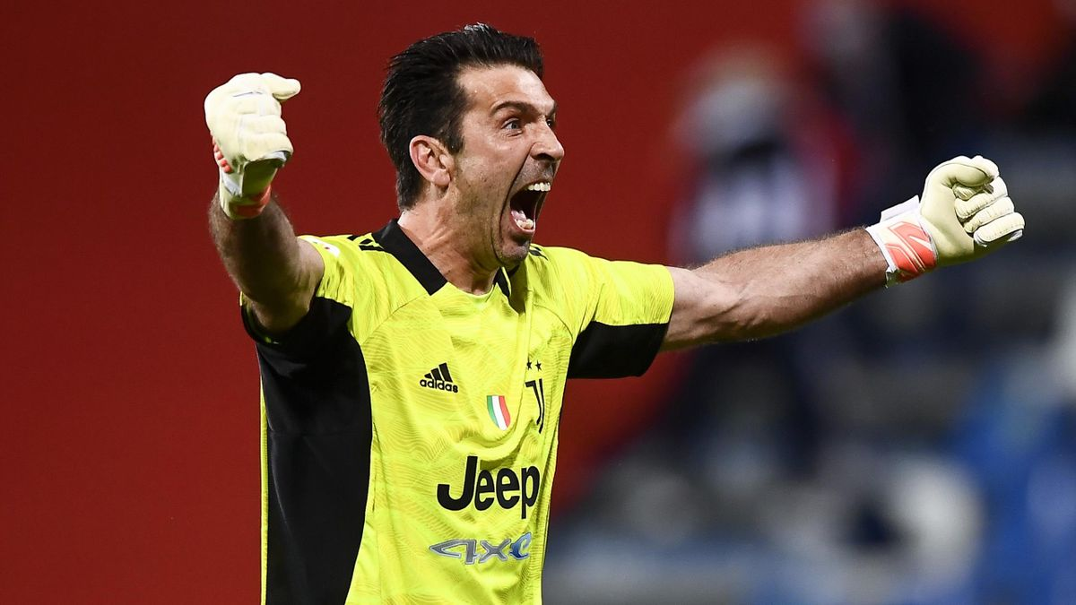 Gianluigi Buffon, 2021