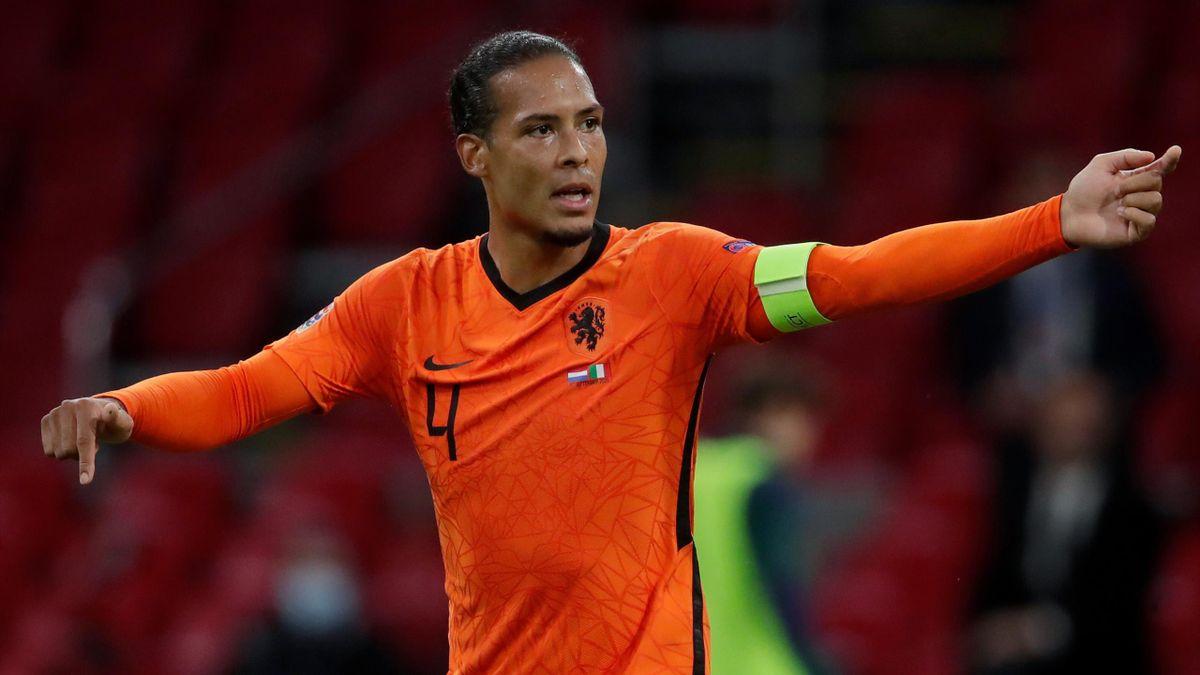 Virgil van Dijk (Niederlande)