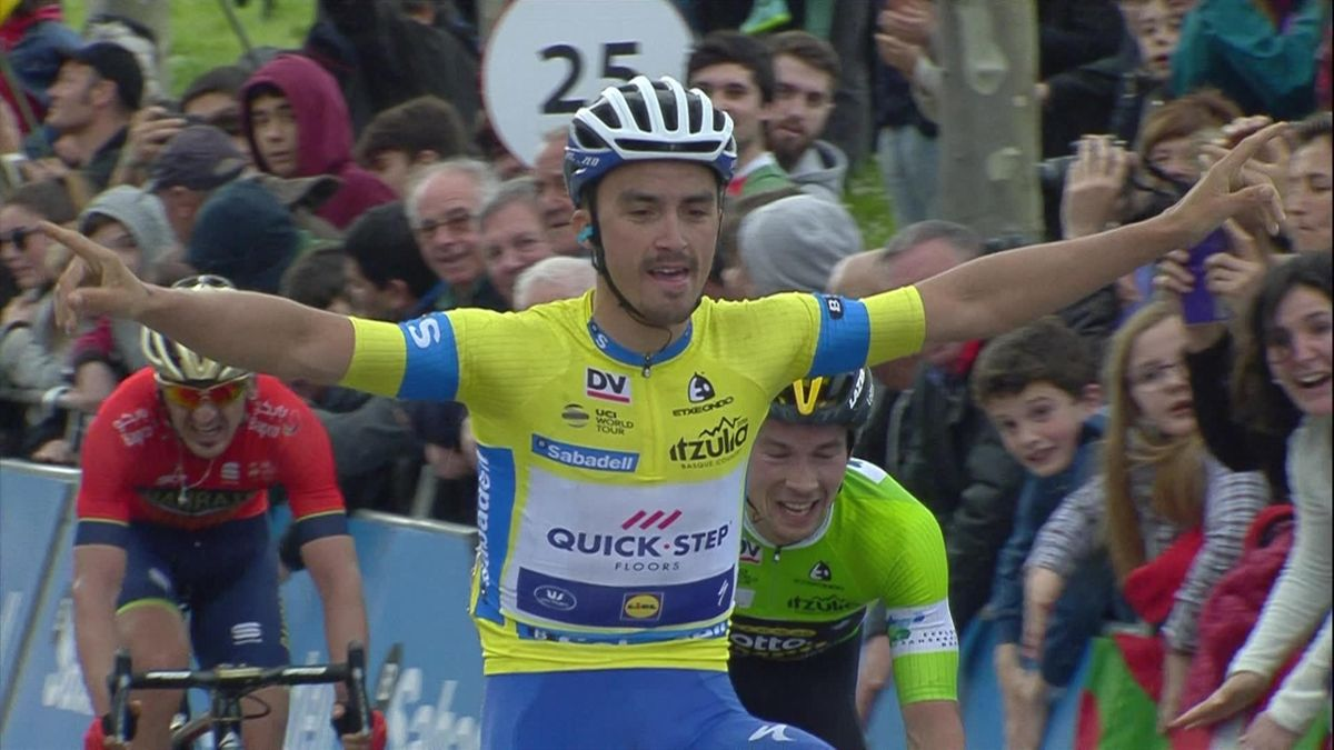Tour of the Basque Country : finish - Stage 2