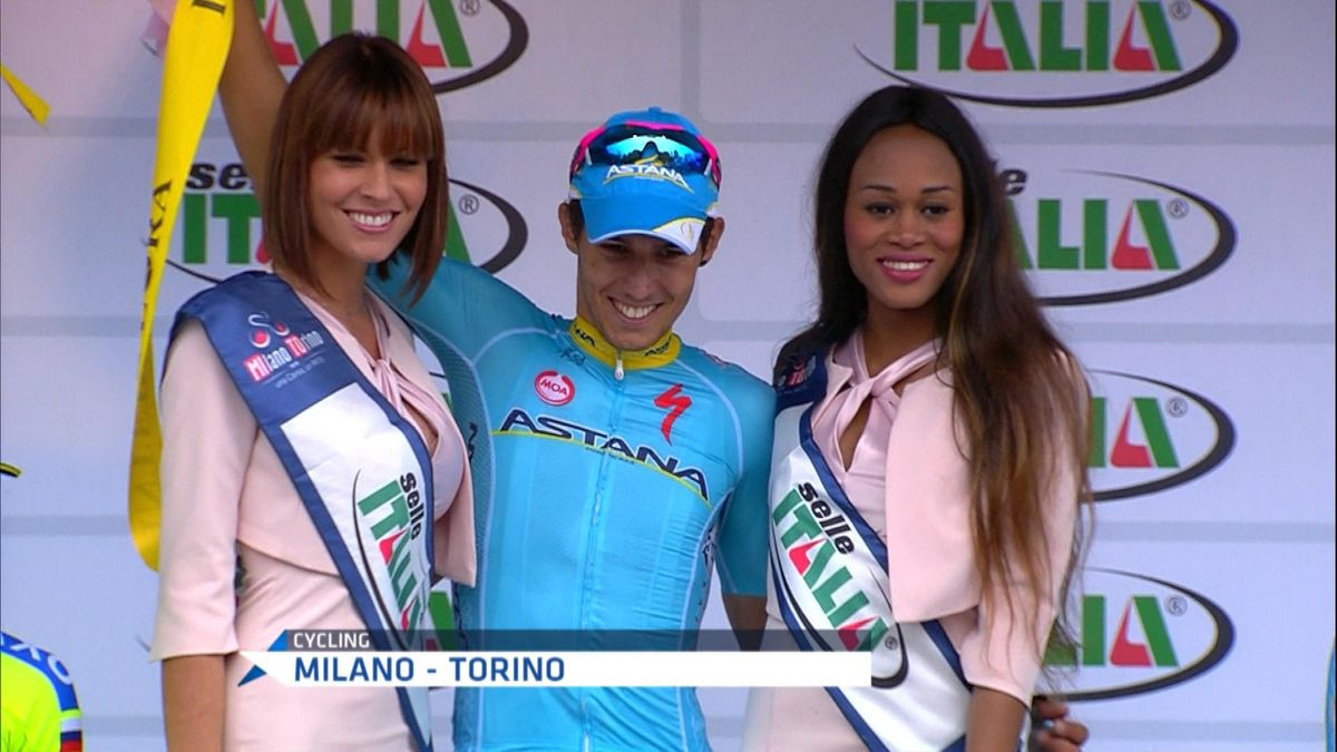 Cycling: Milano - Torino