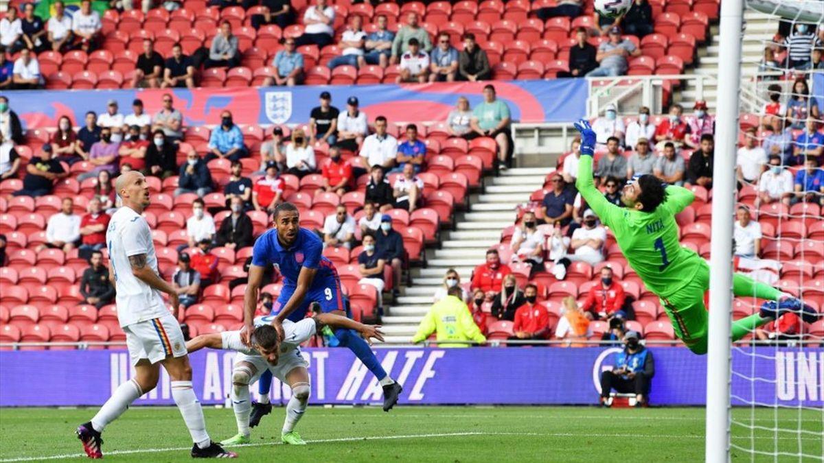 Florin Nita, cel mai bun tricolor în meciul cu Anglia