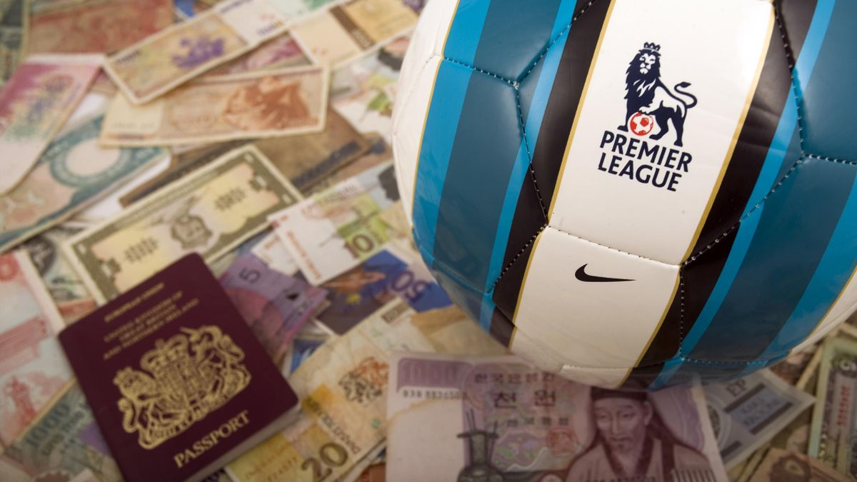 Premier League înregistrează cel mai mare deficit între vânzarea și cumpărarea de fotbaliști