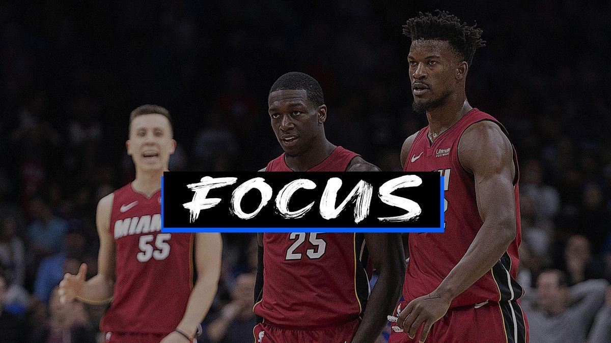Duncan Robinson, Kendrick Nunn, Jimmy Butler, Miami Heat 2019-20 focus