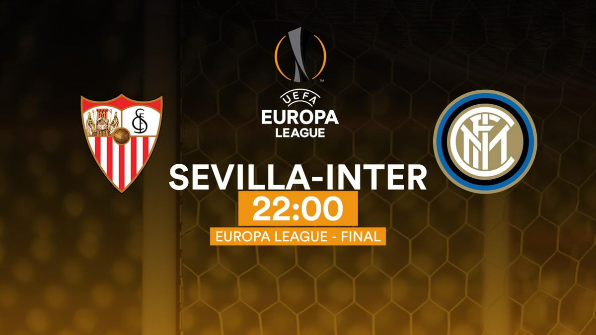 Sevilla - Inter, finala Europa League