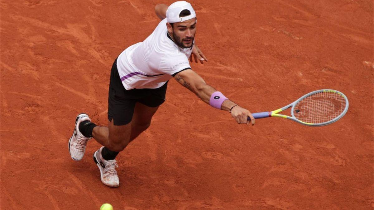 Roland-Garros Day 5: Berrettini hot shot against Coria 2