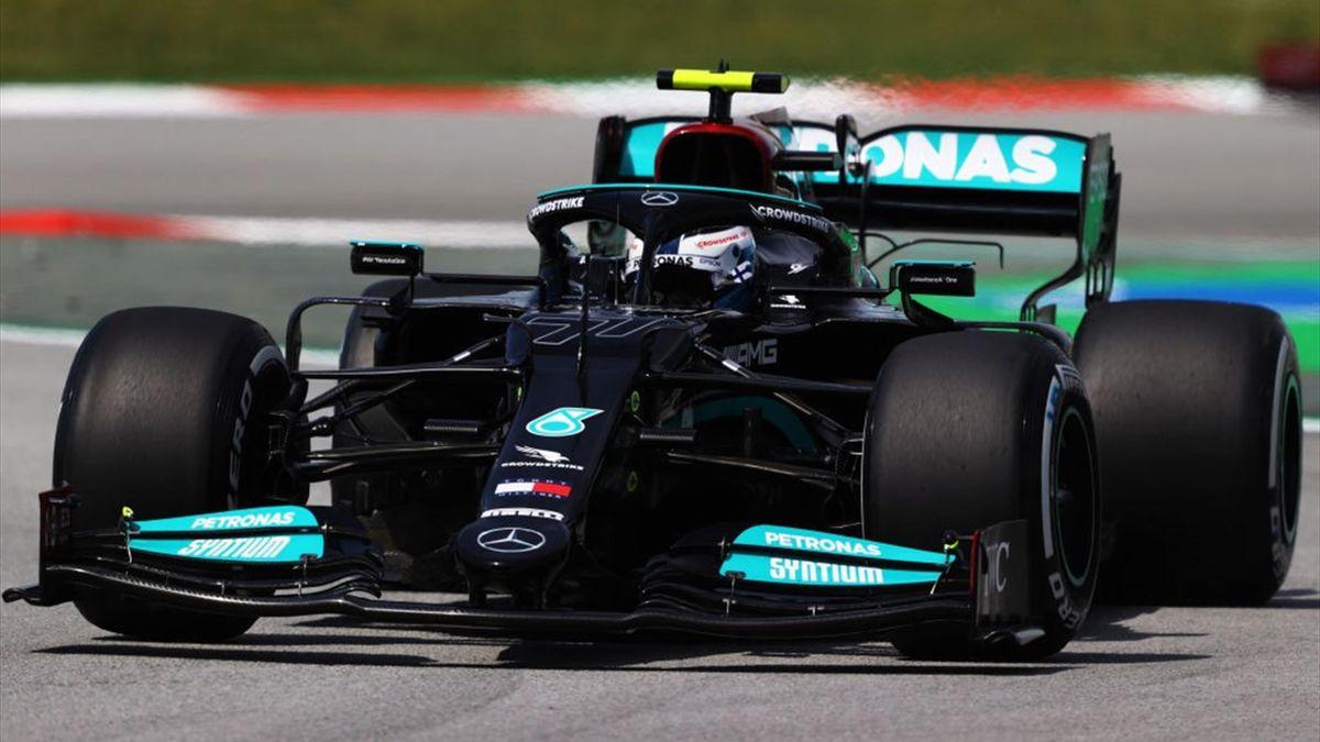 Valtteri Bottas (Mercedes) - GP of Portugal 2021