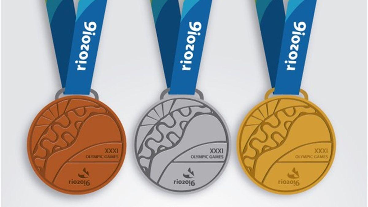 Le Tableau Des Medailles Apres Quinze Journees De Competition Eurosport
