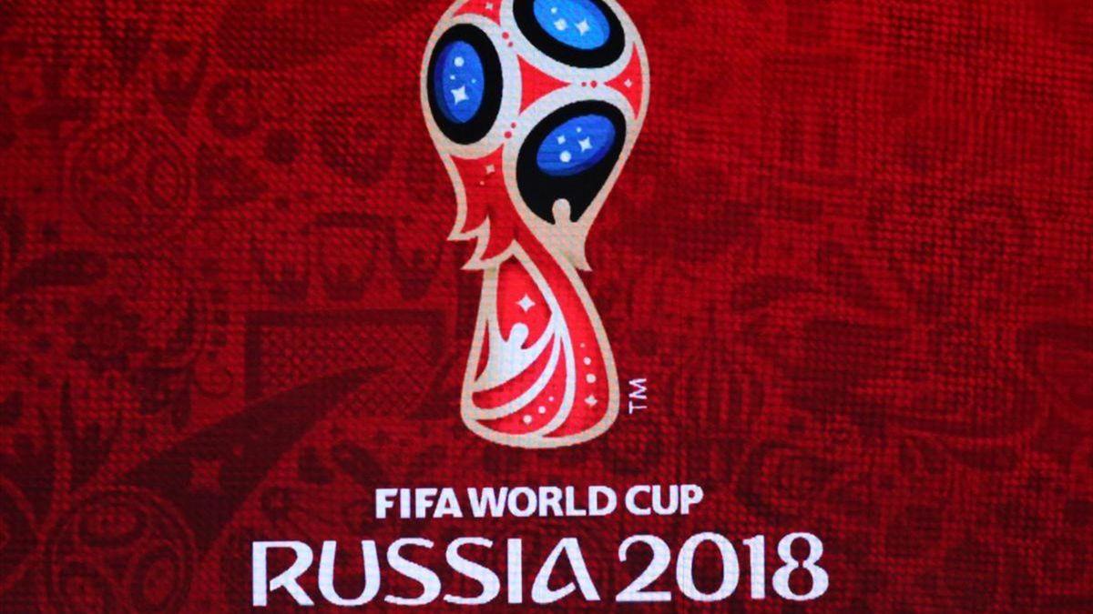 2018 FIFA Dünya Kupası Logo