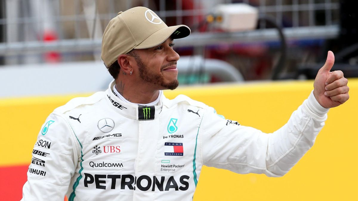 Lewis Hamilton (Mercedes) - GP of United States 2018