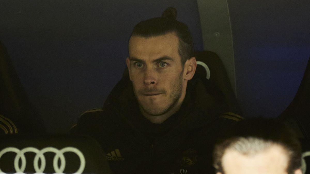 Gareth Bale a fost rezervă în meciul cu Alaves
