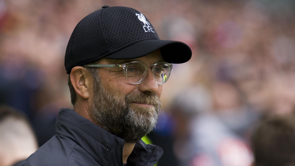 Premier League - Jürgen Klopp vom FC Liverpool