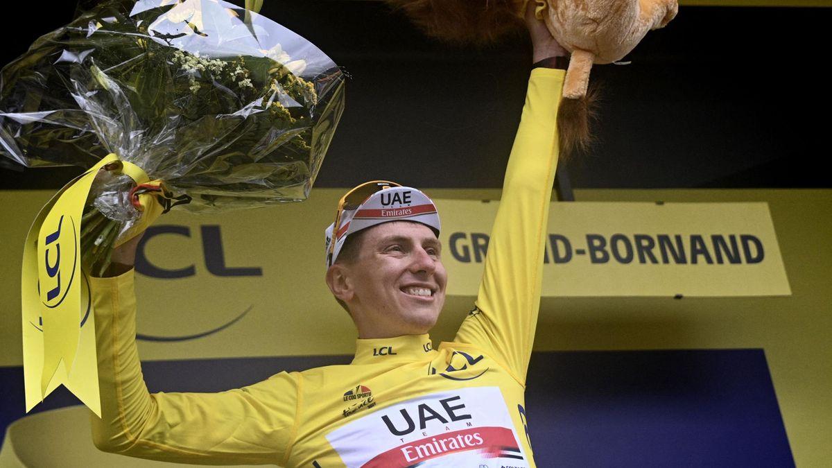 Tadej Pogacar Tour de France 2021