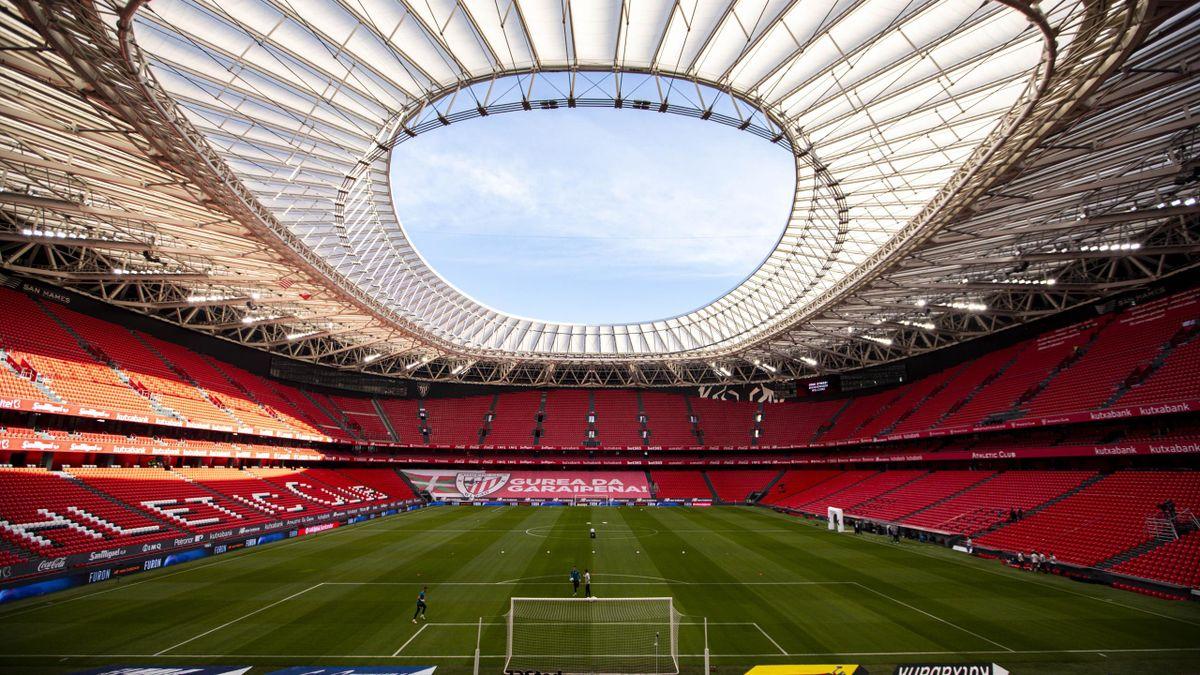 Estadio de San Mamés - EURO 2020
