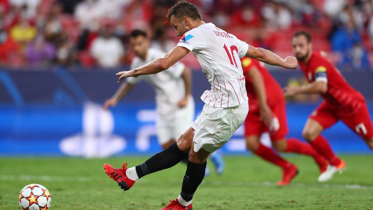 Sevilla-Salzburgo Champions League 2021/2022