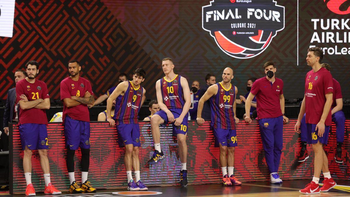 El Barça cae en la final de la Euroliga ante Efes