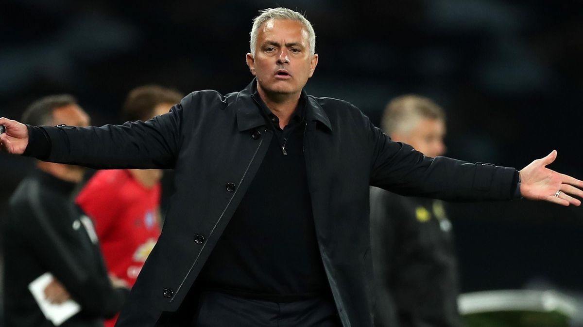 Jose Mourinho, antrenorul lui Tottenham