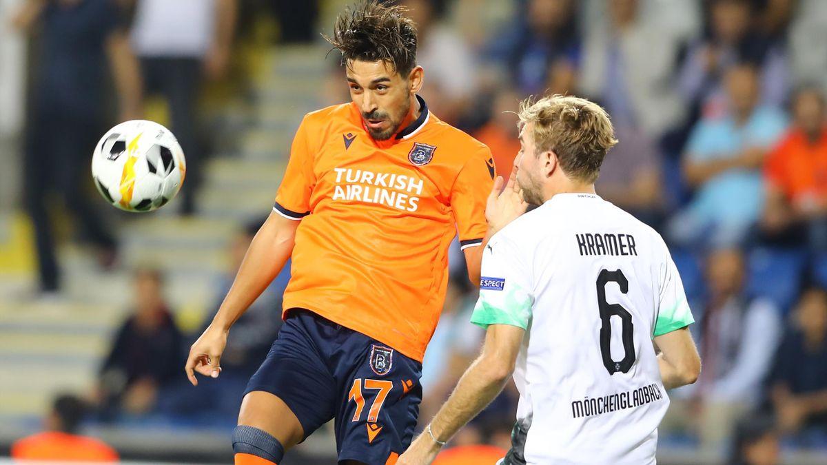 Basaksehir gegen Borussia Mönchengladbach