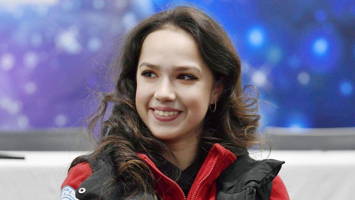 Алина Ильназовна Загитова-3 | Олимпийская чемпионка - Страница 8 2670405-55230410-2560-1440