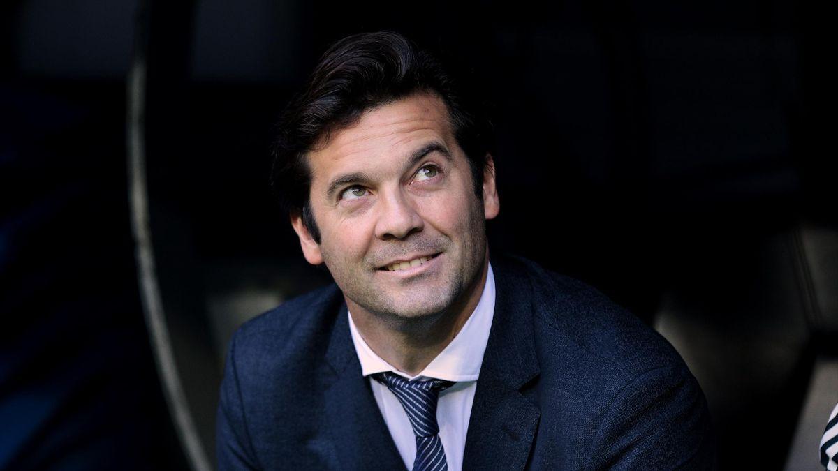 Santiago Solari wird vom Interims-Coach zum Cheftrainer