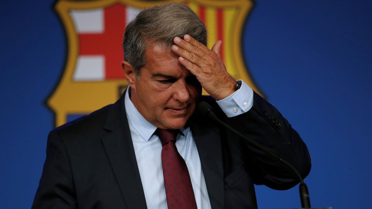 Joan Laporta (Presidente del FC Barcelona)