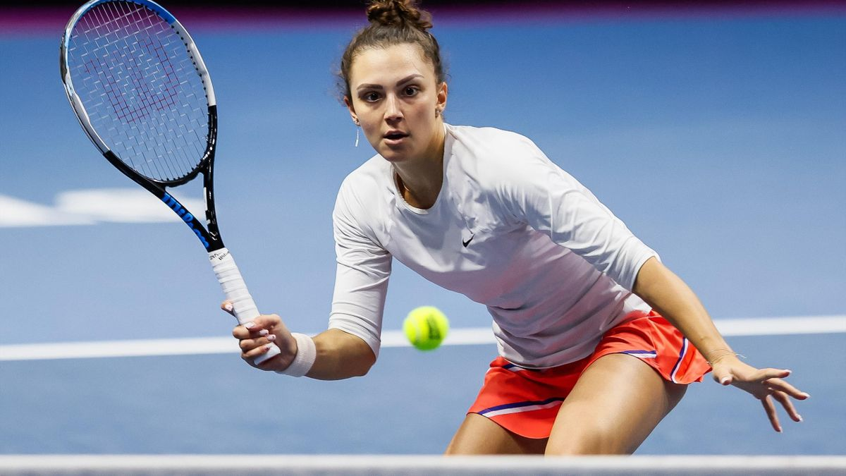 Jaqueline Cristian - Svetlana Kuznetsova, în sferturi la Sankt Petersburg