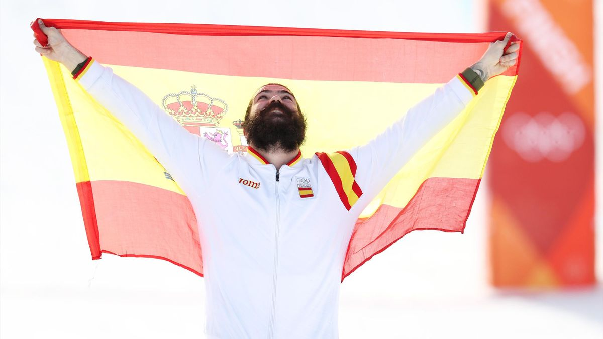 Regino Hernández - PyeongChang 2018