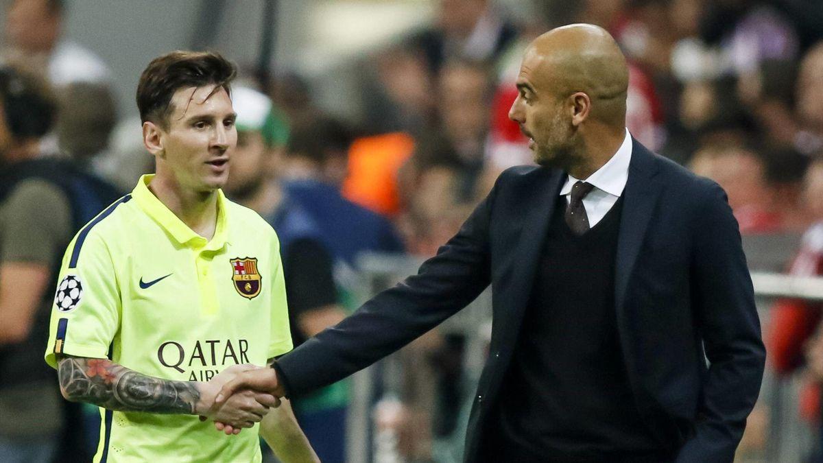 La Liga: Das ist an den Wechsel-Gerüchten um Lionel Messi zu Manchester  City dran - Eurosport