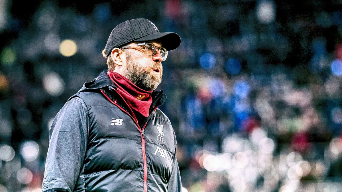 Jürgen Klopp vom FC Liverpool