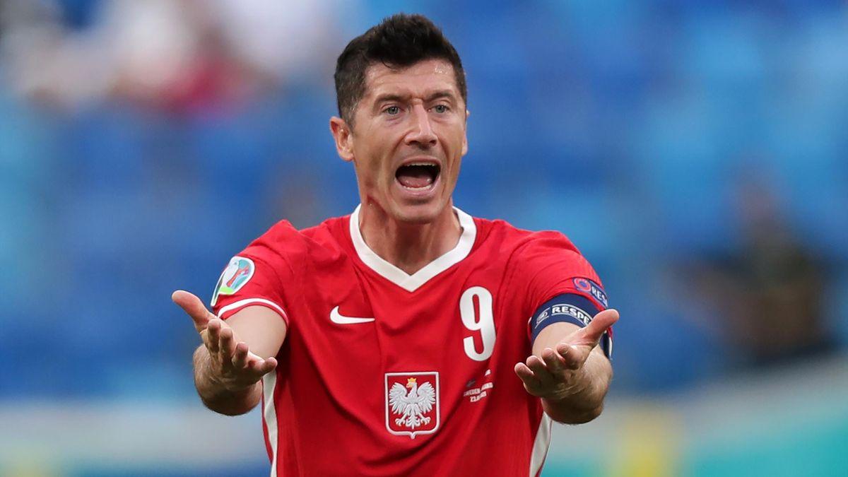 Роберт Левандовский, сборная Польши