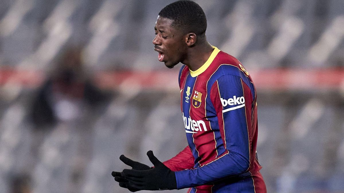 Ousmane Dembélé (FC Barcelona)