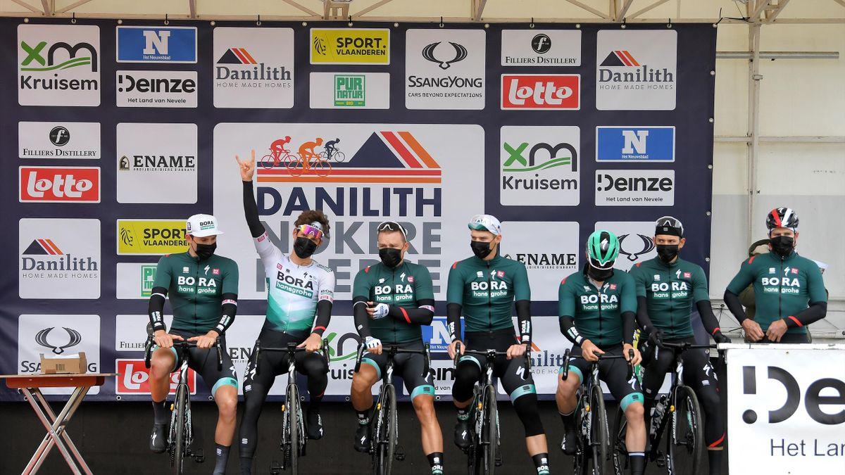 Il Team Bora hansgrohe - 2021