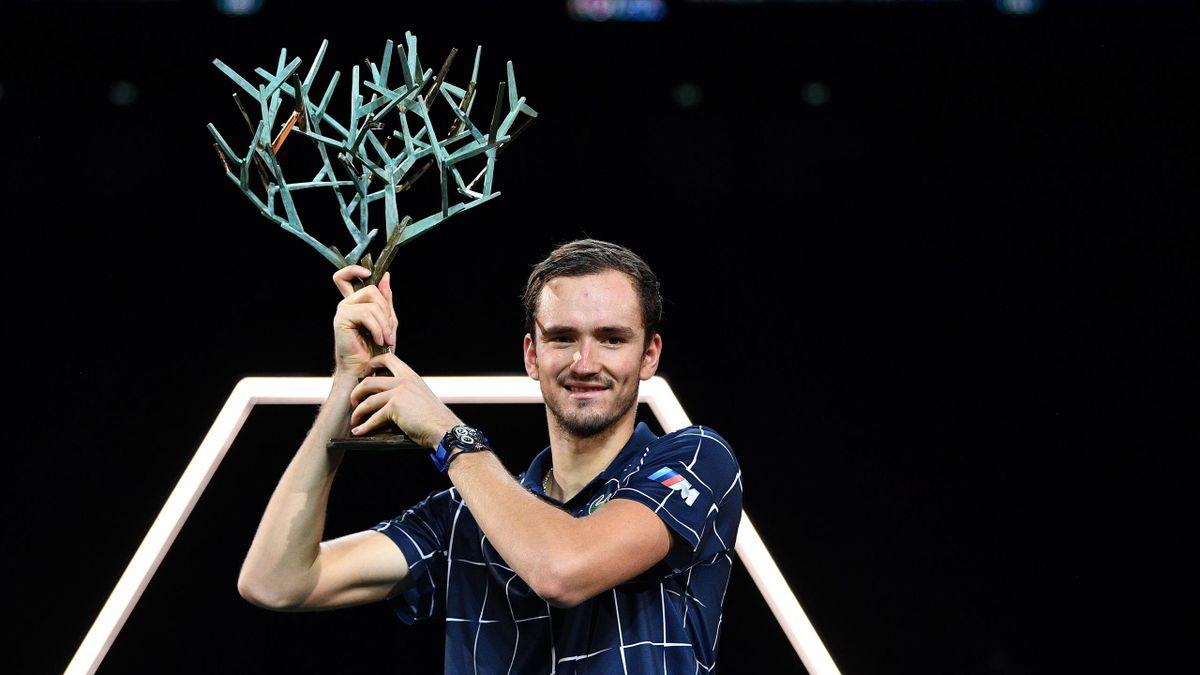 Daniil Medvedev (Masters 1000 París-Bercy 2020)