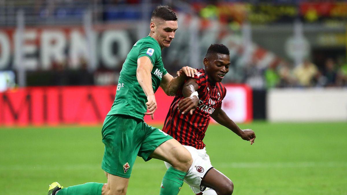Calciomercato Milan Milenkovic Bakayoko Cosa Manca Ancora Eurosport