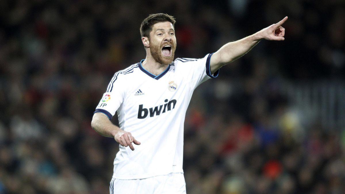Xabi Alonso, Real Madrid 2014