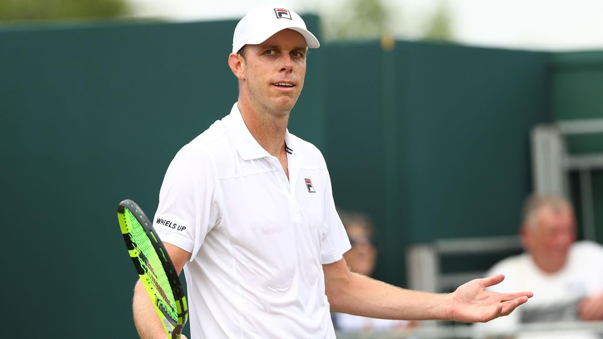 Sam Querrey, Wimbledon 2018