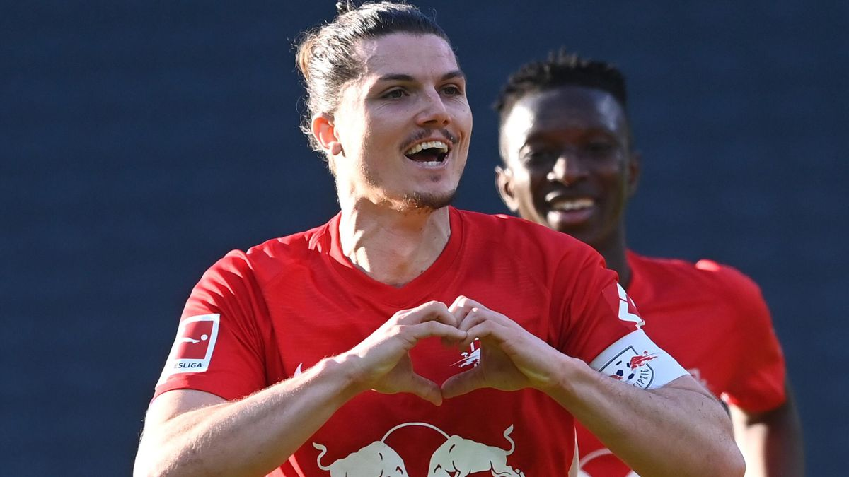 Marcel Sabitzer spielt seit 2015 in Leipzig